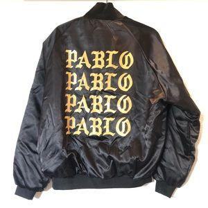 Yeezy   Pablo Bomber Jacket